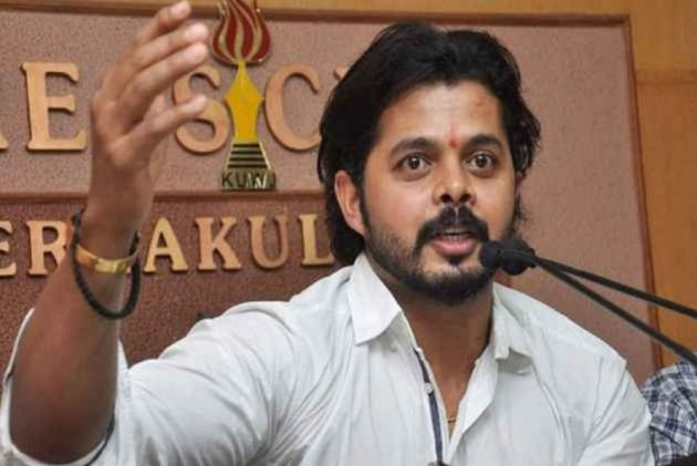 Sreesanth Gets Lifeline From Supreme Court On IPL Spot-Fixing Case