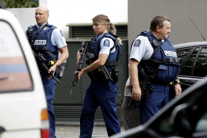 New Zealand Police Warns Of 'Distressing' Mosque Shooting Footage In Christchurch