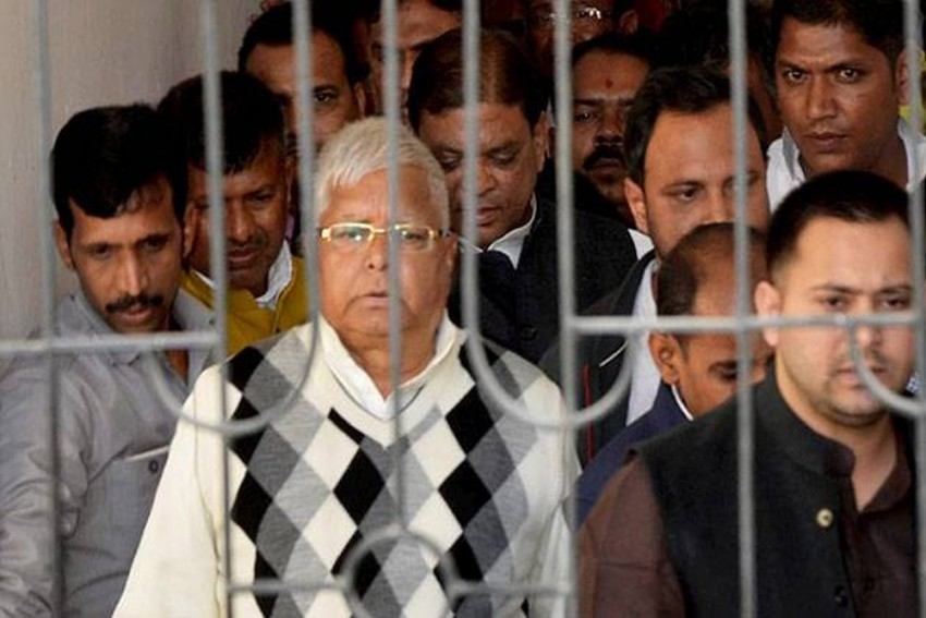 SC Seeks CBI Response On Lalu Prasad Yadav's Bail Plea In Fodder Scam