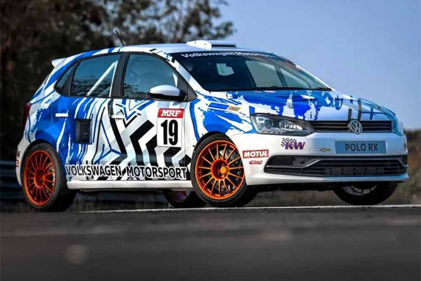 Rear-Engined 'Winter Project' Volkswagen Polo Race Car Unveiled!