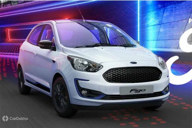 2019 Ford Figo Facelift Teased; Gets Dual-Tone Paint Option