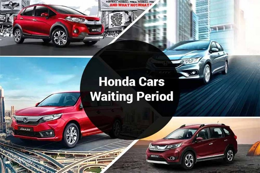 March 2019 Waiting Period On Honda Cars: When Can You Get Delivery Of Amaze, City, WR-V & BR-V?