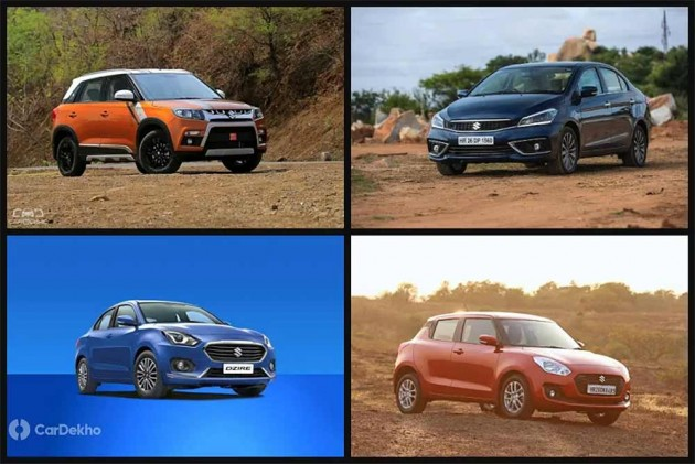 March 2019 Waiting Period On Maruti Cars: When Can You Get Delivery Of Dzire, Swift, Ertiga, Baleno & Others?
