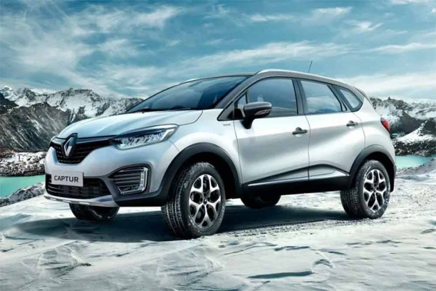 Renault March Discounts: Offers Upto Rs 2 Lakh On Captur, Duster, Lodgy & Kwid
