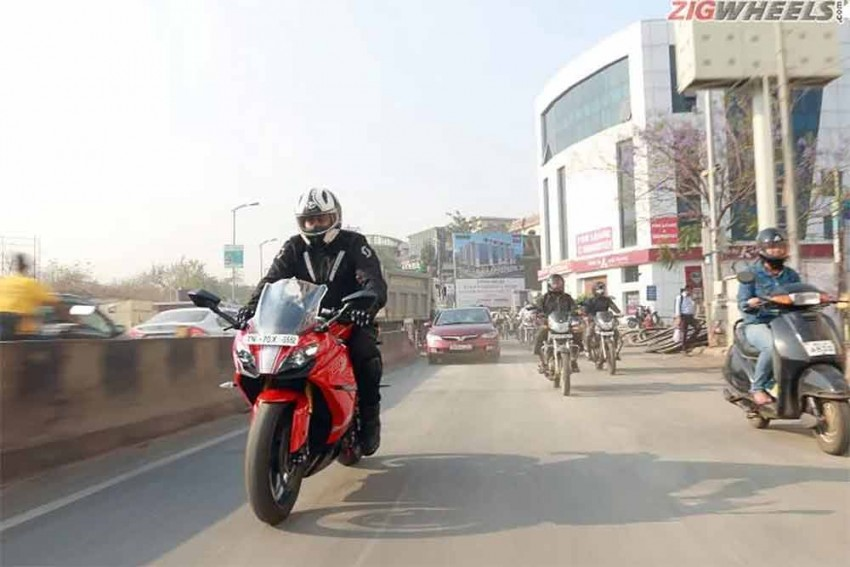 Your TVS Apache RR 310 Is Due For An Upgrade