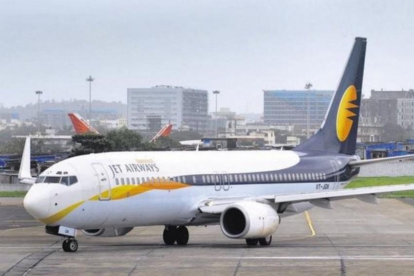 Jet Airways Pilots Seek Govt Help To  Recover Unpaid Salaries