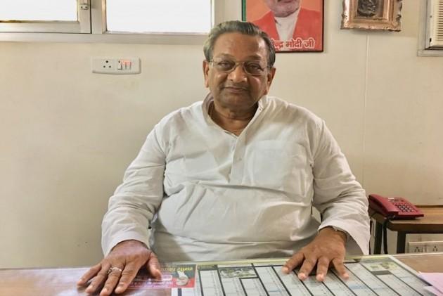 BJP MP Shyama Charan Gupta Resigns, To Contest From Samajwadi Party's Banda LS Seat