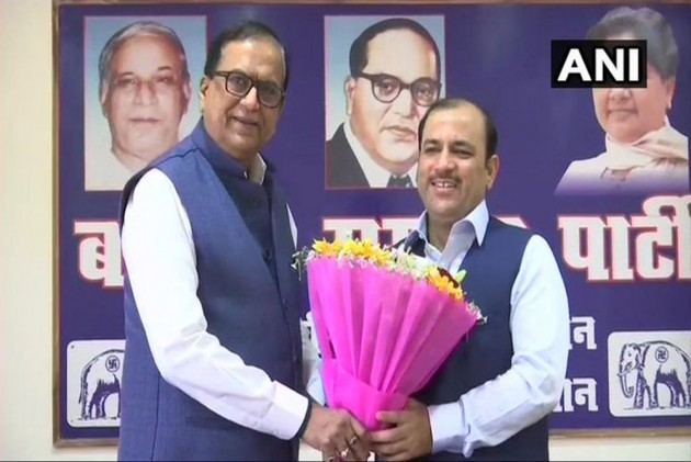 JD-S Leader Danish Ali Joins BSP Ahead Of 2019 Lok Sabha Elections