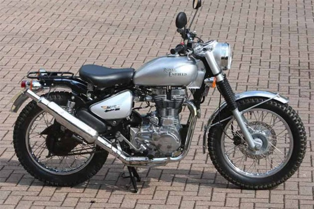 d3cbdc96 New Royal Enfield Trials India Launch On March 27