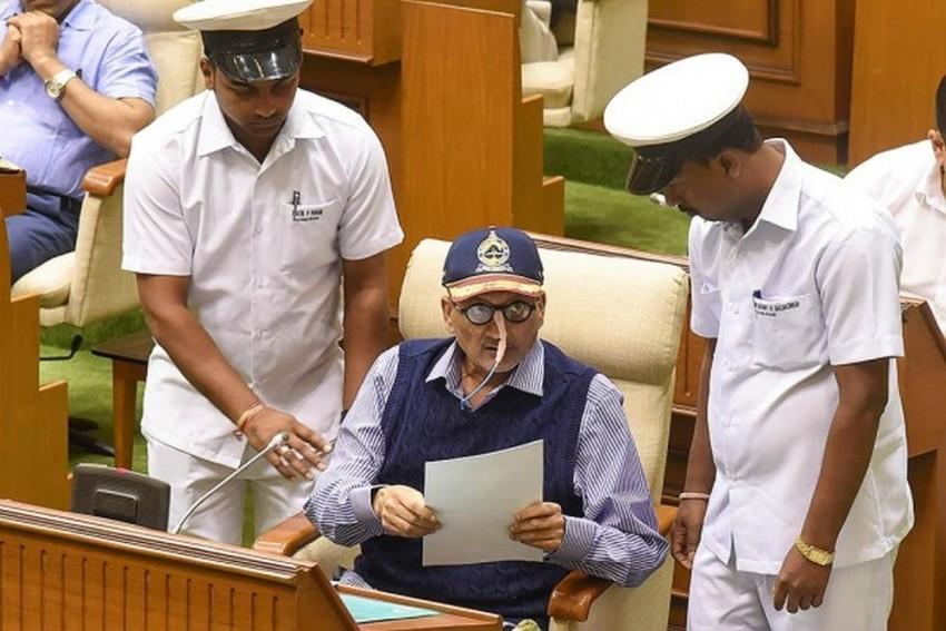 Goa CM And Former Defence Minister Manohar Parrikar Dies