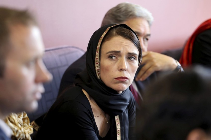 New Zealand PM Received Gunman's 'Manifesto' Minutes Before Christchurch Mosque Attack