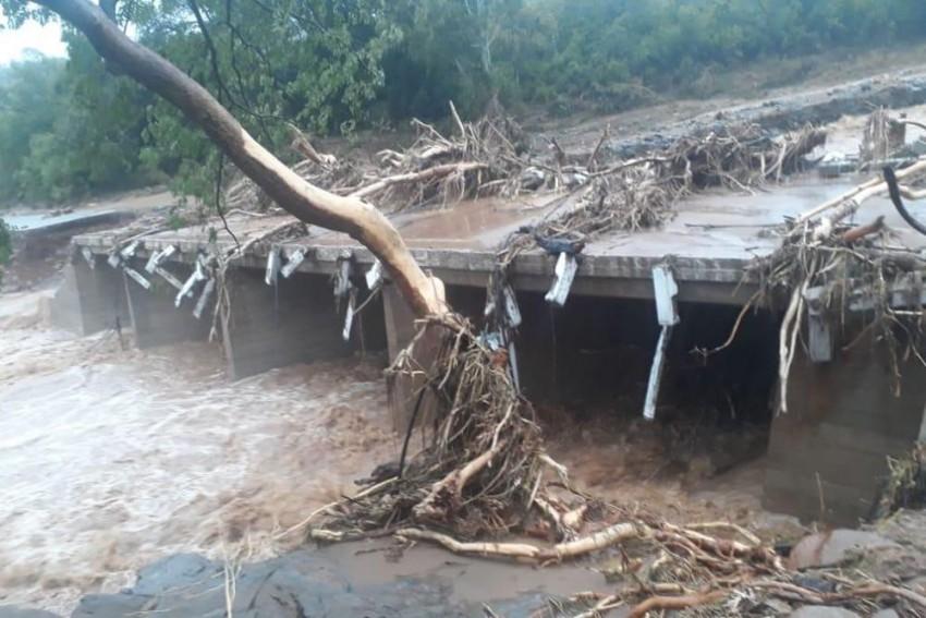 Nearly 150 Killed As Cyclone <em>'Idai'</em> Hits Mozambique, Malawai, Zimbabwe