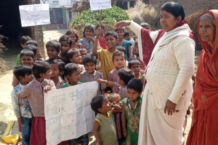 Gram Panchayats To Discuss Nutrition Aspects, Its Implementation In Villages, Weigh Children On April 14