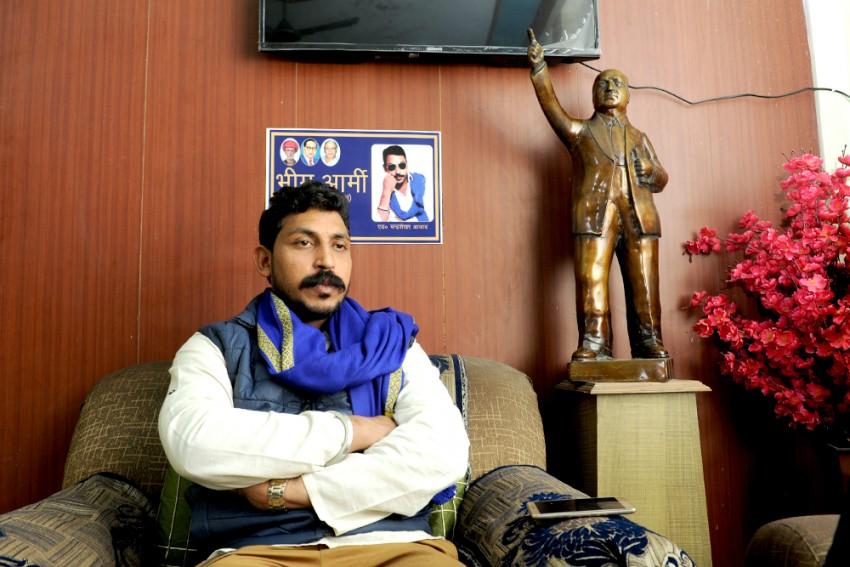 Bhim Army Won't Ally With Congress At Any Cost: Chandrashekhar Azad