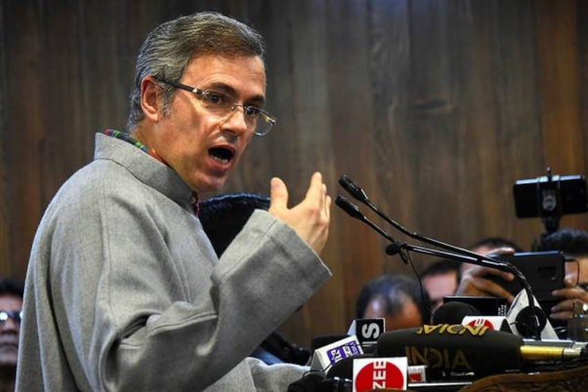 Officers Who Favour Early Assembly Polls In J&K Are Being Threatened: Omar Abdullah