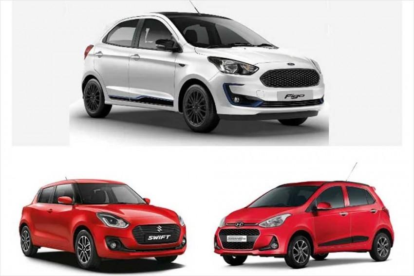 2019 Ford Figo Facelift Vs Competition: Specifications Comparison