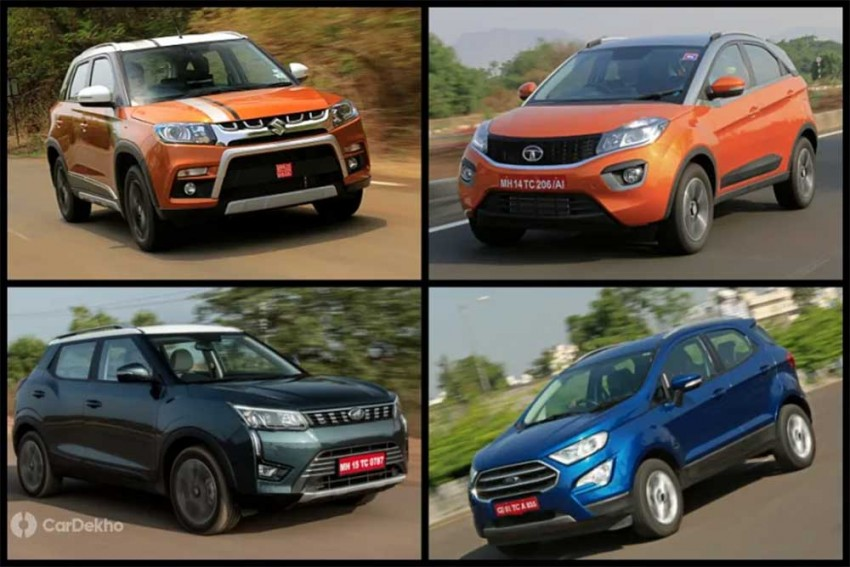 Cars In Demand: Maruti Vitara Brezza, Tata Nexon Top Segment Sales In February 2019