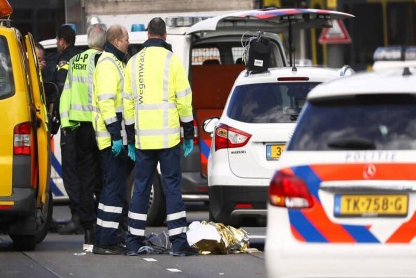 Three Killed, Several Injured In Tram Shooting In Netherlands' Utrecht