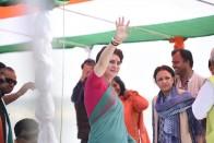 Priyanka Gandhi Kicks Off 2019 Lok Sabha Elections Campaign With Ganga Yatra In Prayagraj