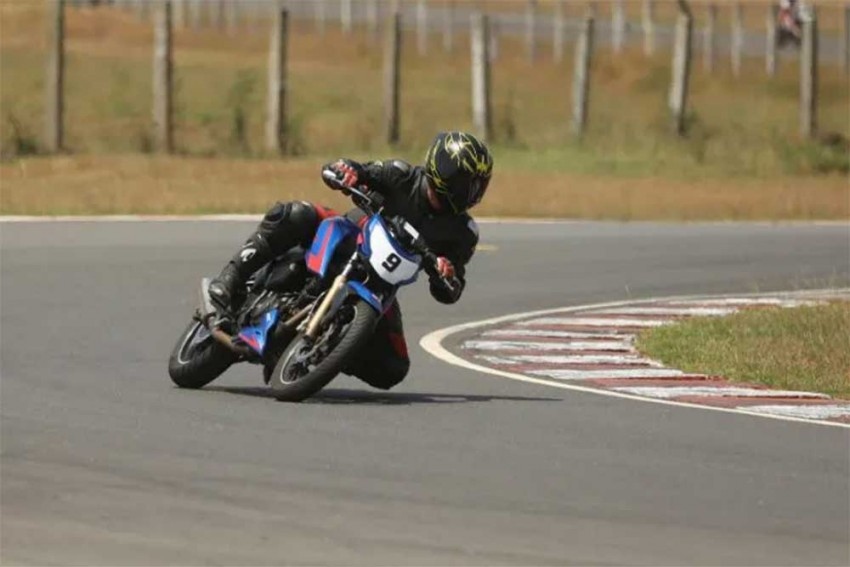 Revising What I Learnt To Forget With TVS Racing
