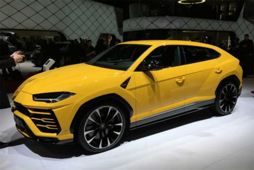 Automobili Lamborghini Reaches New Heights Thanks To Urus!