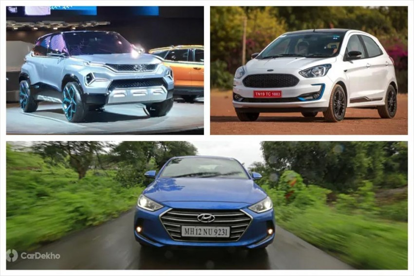 Weekly Wrap-Up: New-Gen Maruti Alto Spied, Ford Figo Old Vs New, Tata H2X Pics & More