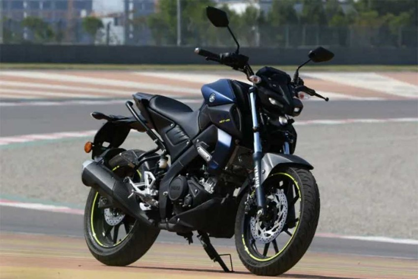 Yamaha MT-15 In Detailed Images