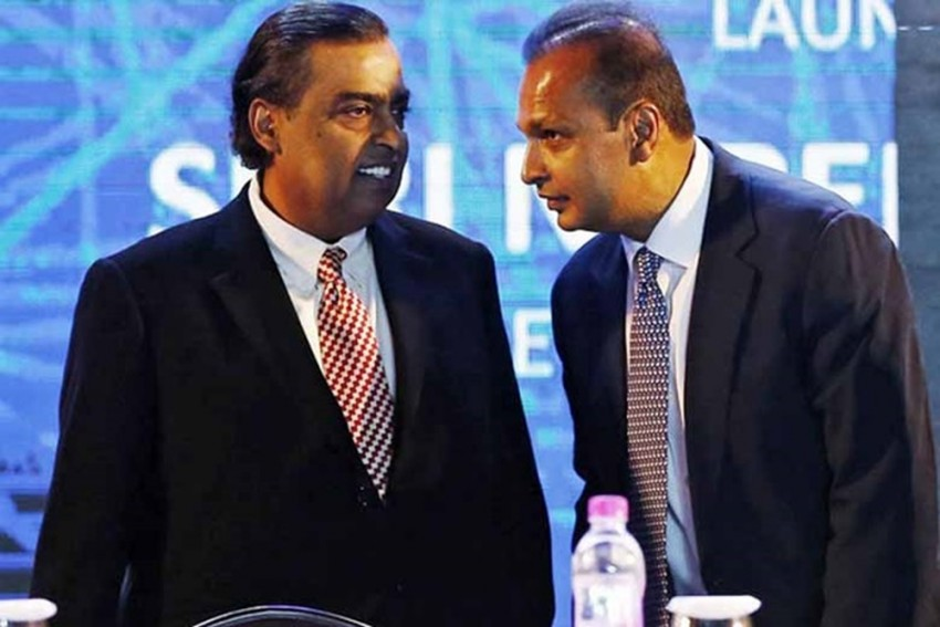'Deeply Touched': Anil Ambani Thanks Brother Mukesh After RCom Makes Rs 550 Crore Payment To Ericsson