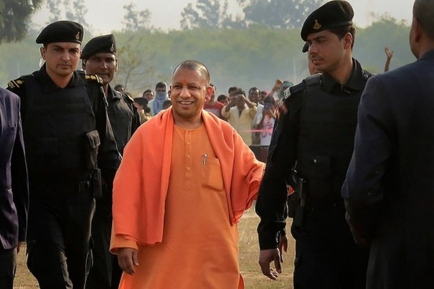 Yogi Adityanath Claims No Riots Took Place In UP Since BJP Came To Power In State