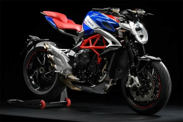 Only 5 MV Agusta Brutale 800 RR America Allocated For India