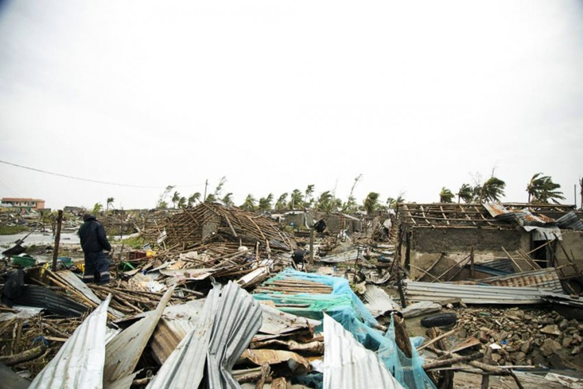 More Than 1,000 Feared Dead After Cyclone Idai Hits Mozambique