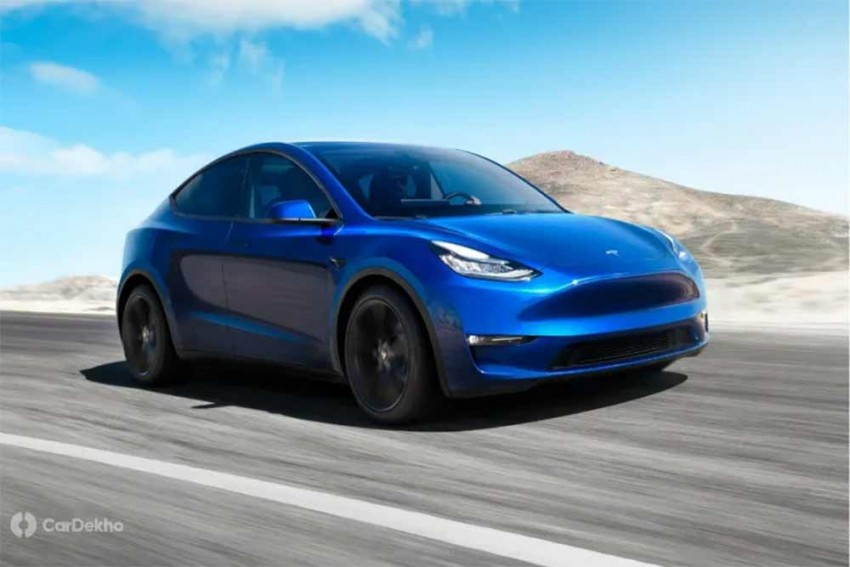 Tesla Model Y Electric SUV Revealed - Will It Come To India?