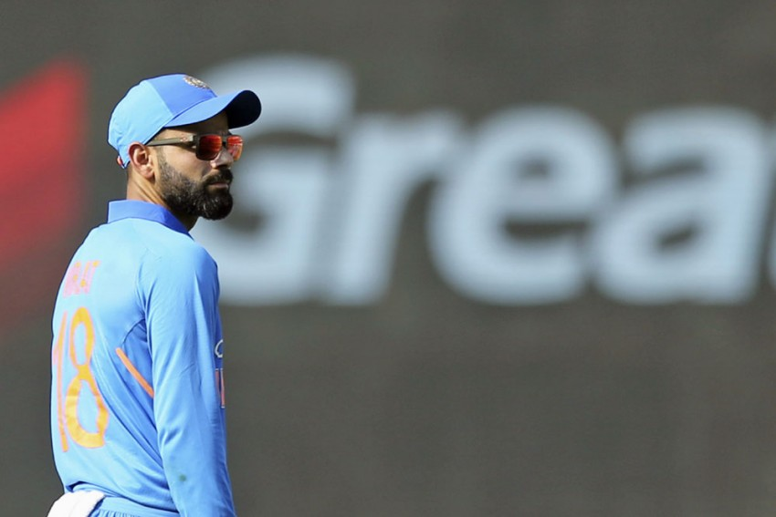 Dhoni, Jadhav Took Responsibility But Bowlers Won The Match: Kohli