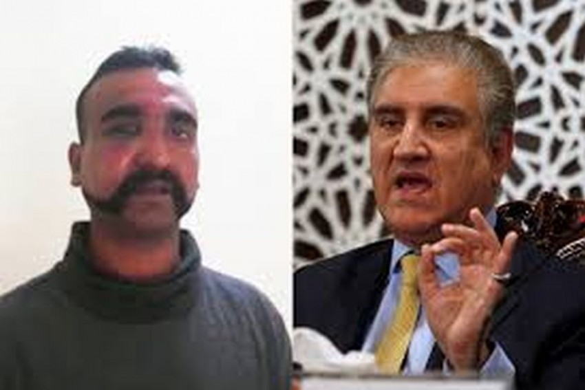 Pak Foreign Minister Claims Indian Pilot Abhinandan Not Released Under Any Pressure