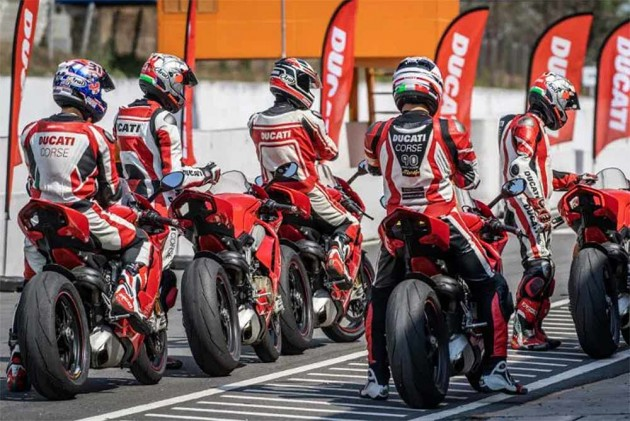 Hone Your Skills With Ducati's DRE Racetrack Training