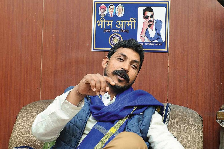 Bhim Army Won't Go With Congress: Chand­rashekhar Azad