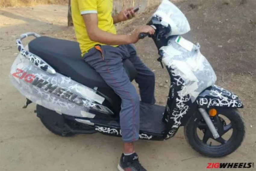 Is This The New 2019 Activa 125 Or Activa 6G?