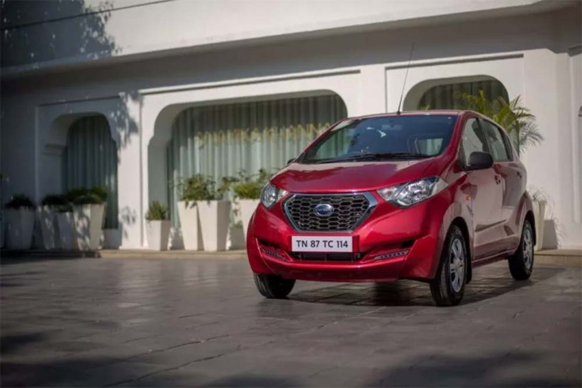 Datsun Redi-GO Gets New Features; ABS Now Standard