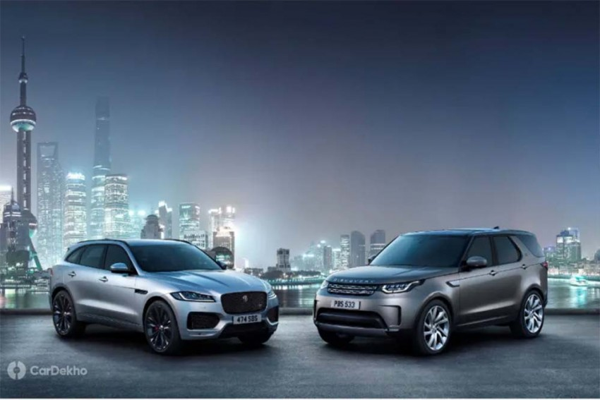 Select Jaguar Land Rover Cars To Be Costlier From April