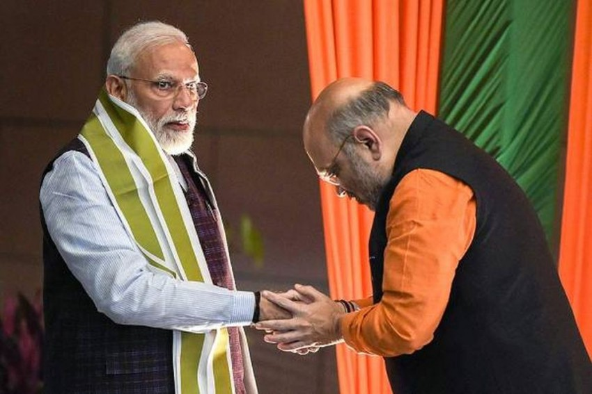 BJP's First List Of Candidates Has A Message For Opposition Parties