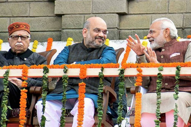 BJP President Amit Shah To Contest Lok Sabha Polls From Gandhinagar, Replaces LK Advani