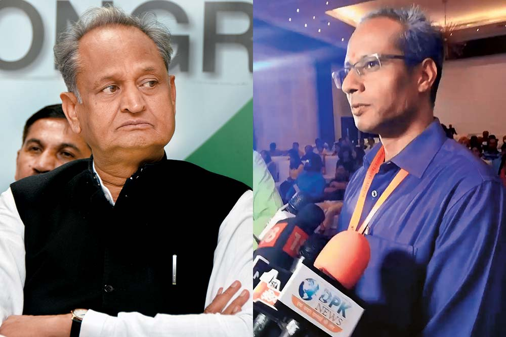 India's Chanakyas | Who Does Ashok Gehlot Turn To For Advice?