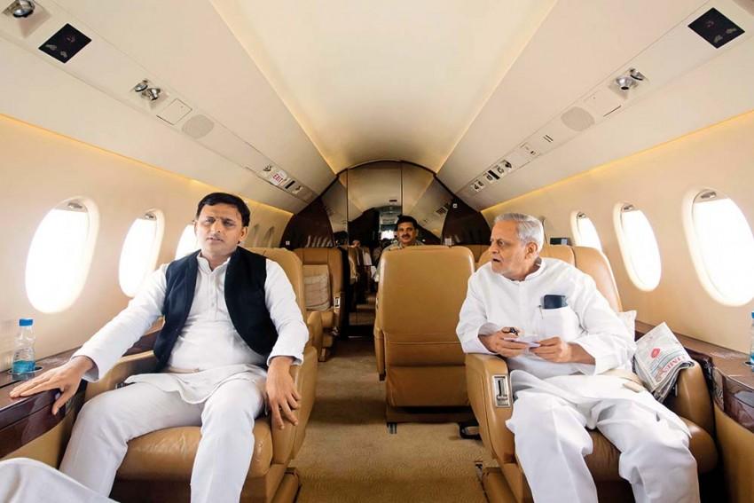 Elections 2019: The Men Behind Akhilesh Yadav's Journey In Samajwadi Party