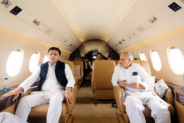 Elections 2019: The Men Behind Akhilesh Yadav's Journey In Samajwadi Party