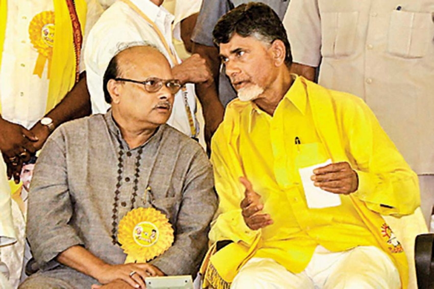 India's Chanakyas | Meet N. Chandrababu Naidu's Political Advisors