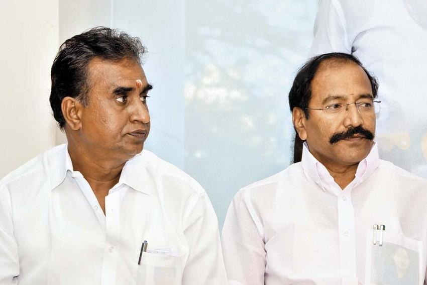 India's Chanakyas: The Mani Twins Who Made E.K. Palaniswami King In Tamil Nadu