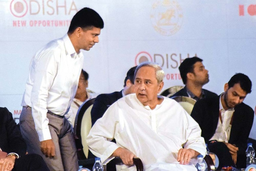 Odisha CM Naveen Patnaik Banks On This Record-Making IAS