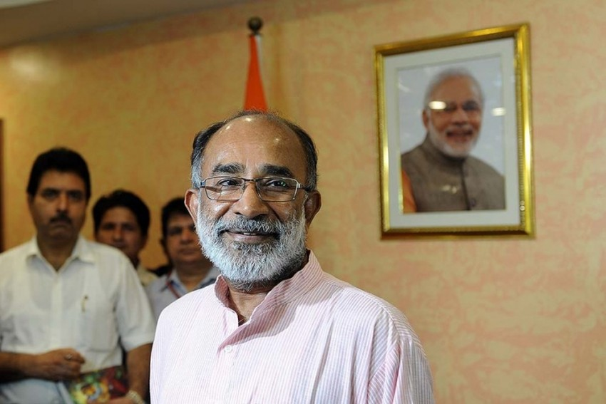 Reports On Increase In Unemployment Data Are Fake: KJ Alphons