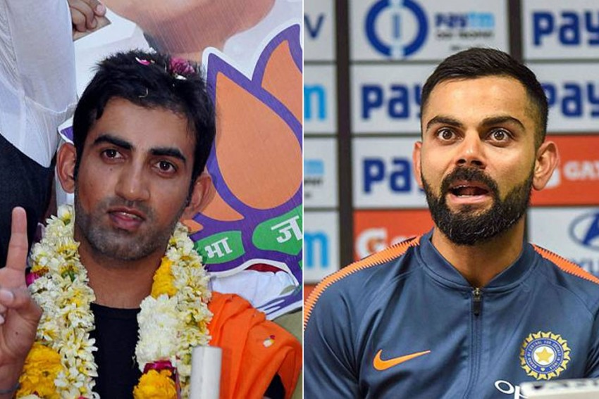 IPL 2019: CSK Coach Takes On Gambhir To Defend Rival RCB Captain Kohli