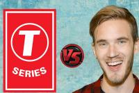 It's Advantage T-Series As Youtube War With PewDiePie Continues